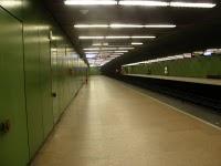 BKV, Budapest, Ferencváros, fradi, haltestelle, kék metró, megálló, metró, metróállomás, Népliget, Peron Reklám, station, subway, U-bahn, állomás