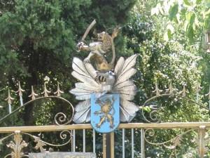 Cluj, címer, Kolozsvár, koronás, giccs, nemesség, oroszlános, Románia